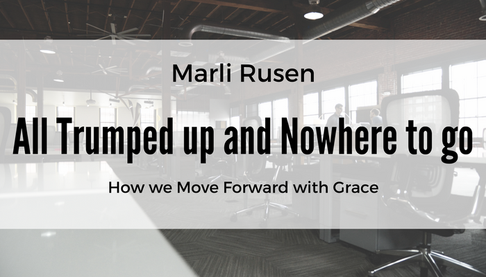 How we Move Forward with Grace