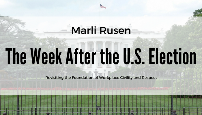 Revisiting the Foundation of Workplace Civility and Respect