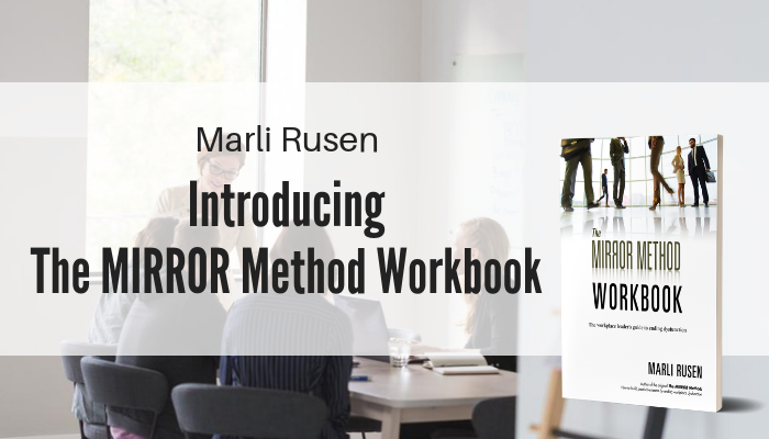 Introducing The MIRROR Method Workbook